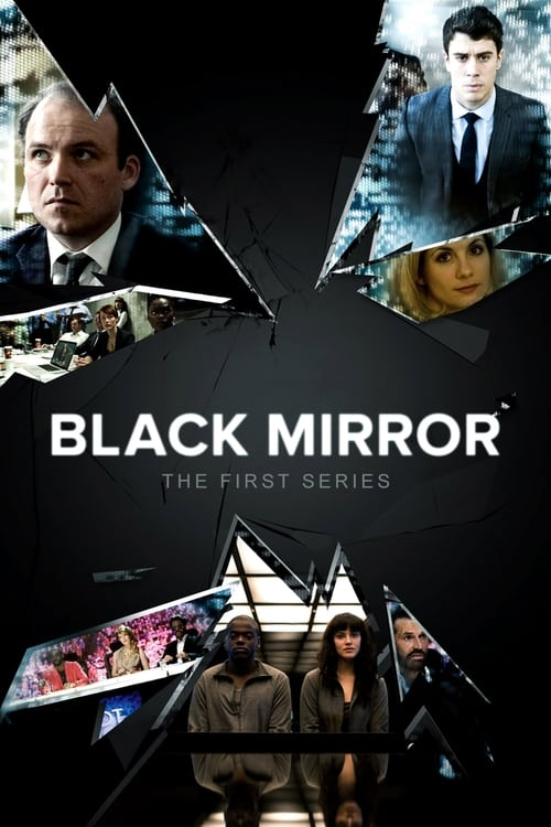 Cover of the Season 1 of Black Mirror