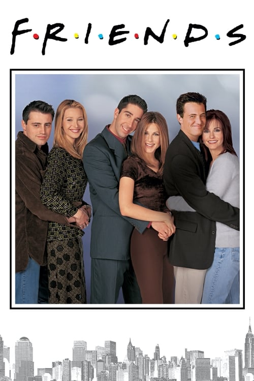 Cover of the Season 5 of Friends