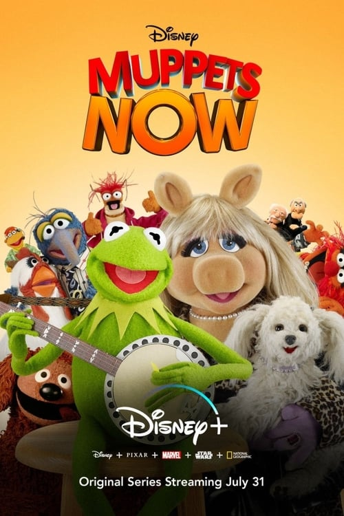 Watch Muppets Now Online