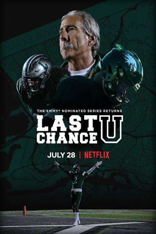 Cover of the Laney of Last Chance U