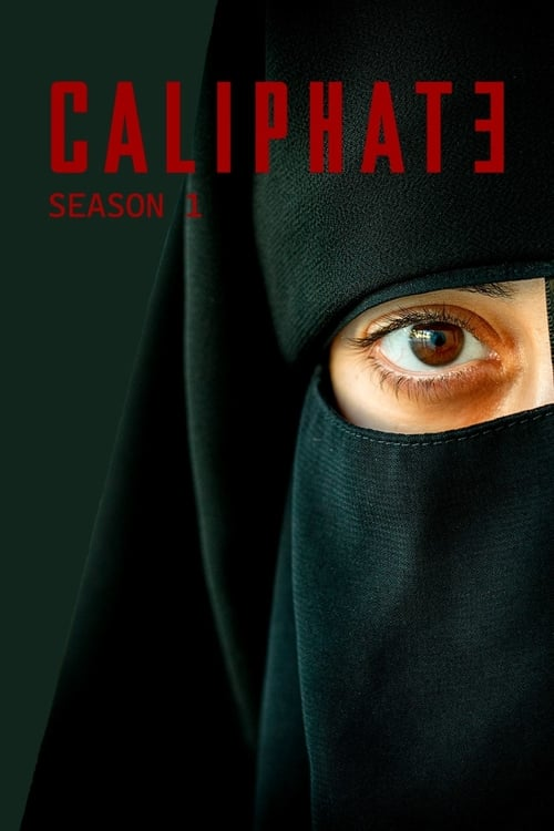 Cover of the Season 1 of Caliphate