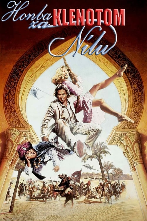 Honba za Klenotom Nílu
