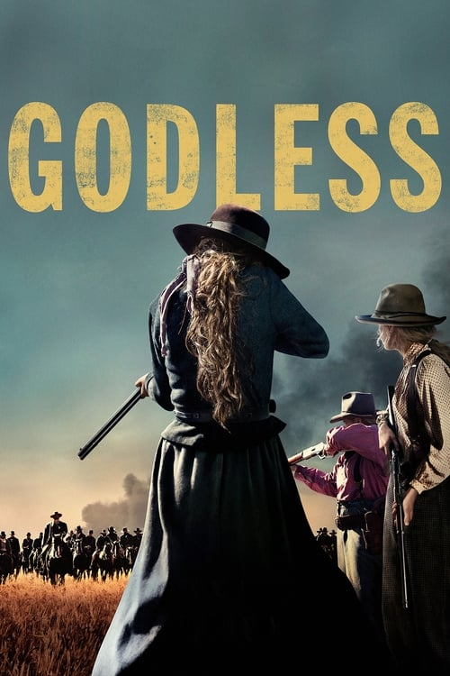 Cover of the Season 1 of Godless