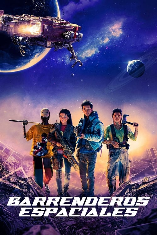 Barrenderos espaciales (2021) Repelisplus Ver Ahora Películas Online Gratis Completas en Español y Latino HD