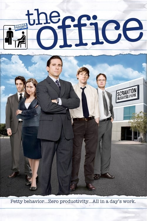 Cover of the Season 4 of The Office