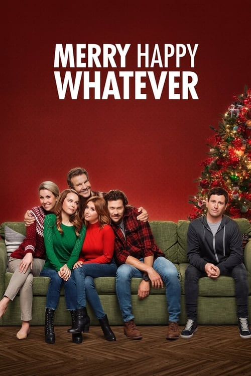 Cover of the Season 1 of Merry Happy Whatever