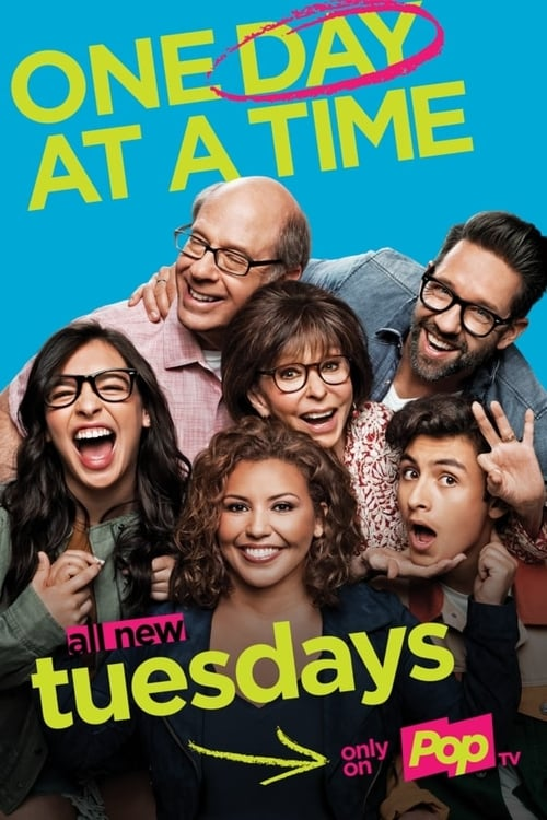 Cover of the Season 4 of One Day at a Time
