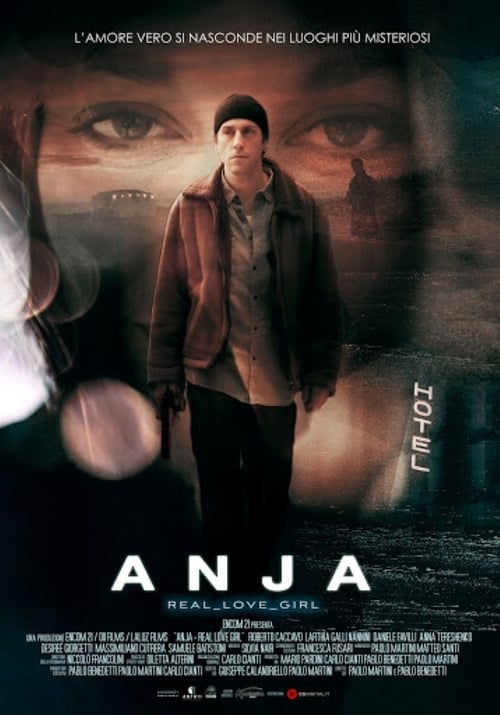 Anja - Real Love Girl
