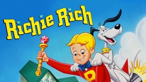 Las aventuras de Ricky Ricón, el pobre niño rico