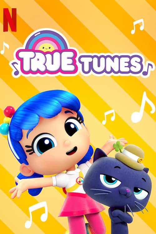 Cover of the Season 1 of True Tunes