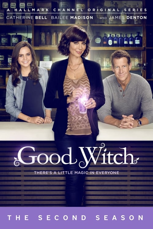 Cover of the Season 2 of Good Witch