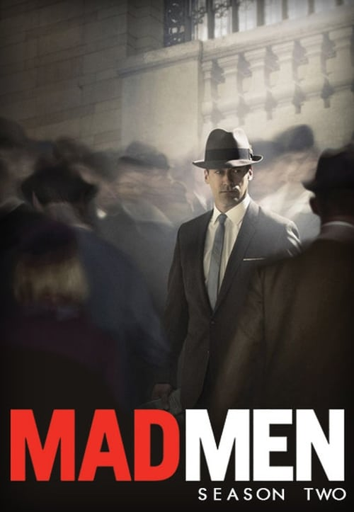 Cover of the Season 2 of Mad Men