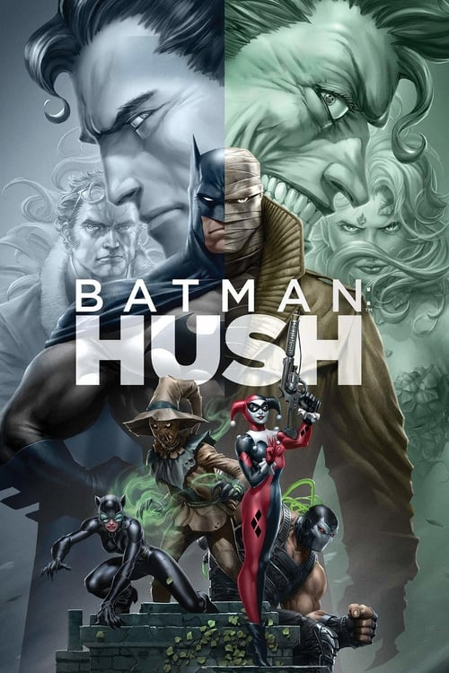 watch Batman: Hush full movie online stream free HD
