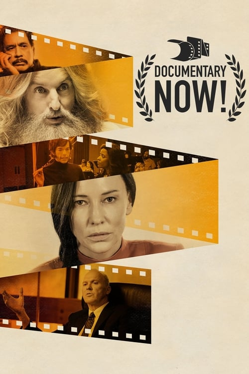 Cover of the Season 3 of Documentary Now!