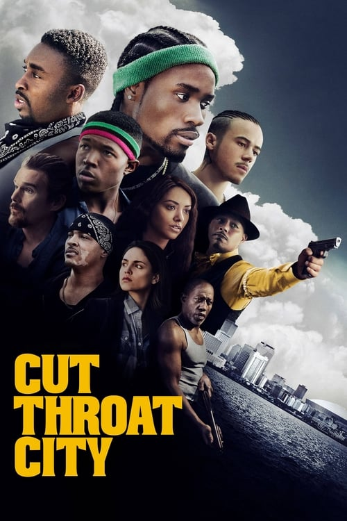 Watch Cut Throat City Online