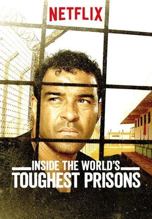 Cover of the Season 3 of Inside the World's Toughest Prisons
