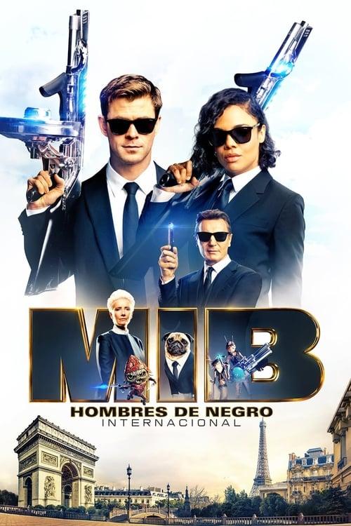 Men in Black: International (2019) Repelisplus Ver Ahora Películas Online Gratis Completas en Español y Latino HD