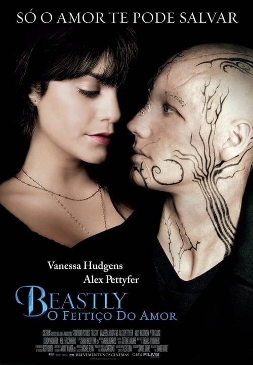 Assistir Beastly - O Feitiço do Amor (2011) filme completo dublado online em Portuguese