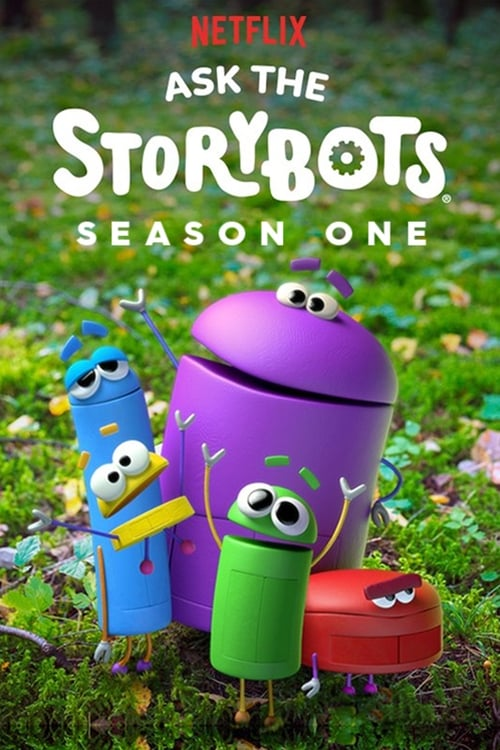Cover of the Season 1 of Ask the Storybots