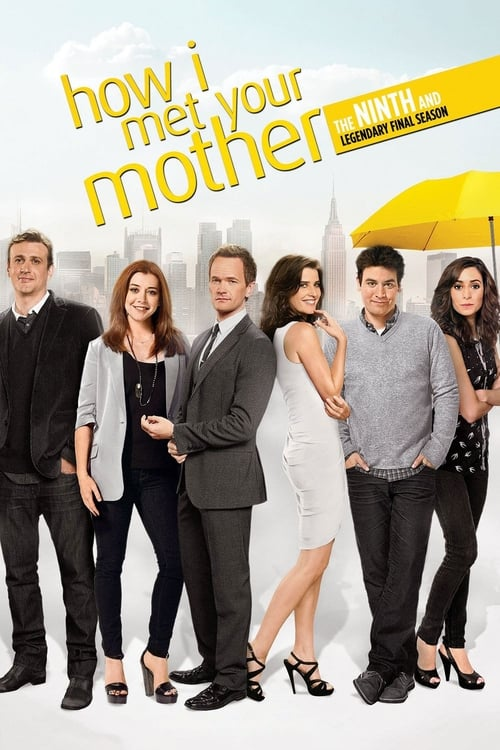 Cover of the Season 9 of How I Met Your Mother