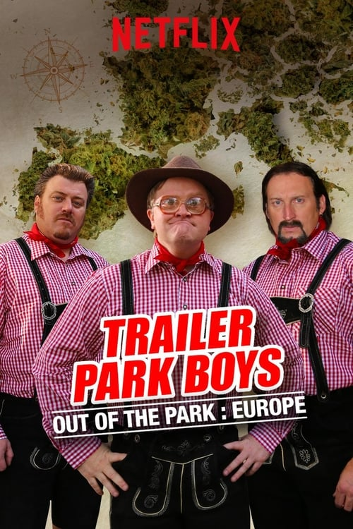 Cover of the Season 1 of Trailer Park Boys: Out of the Park: Europe