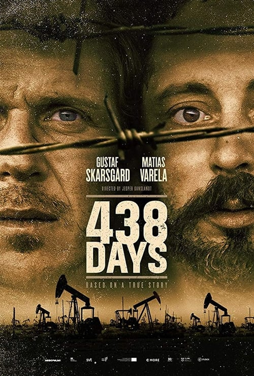 438 Days (2019) Poster