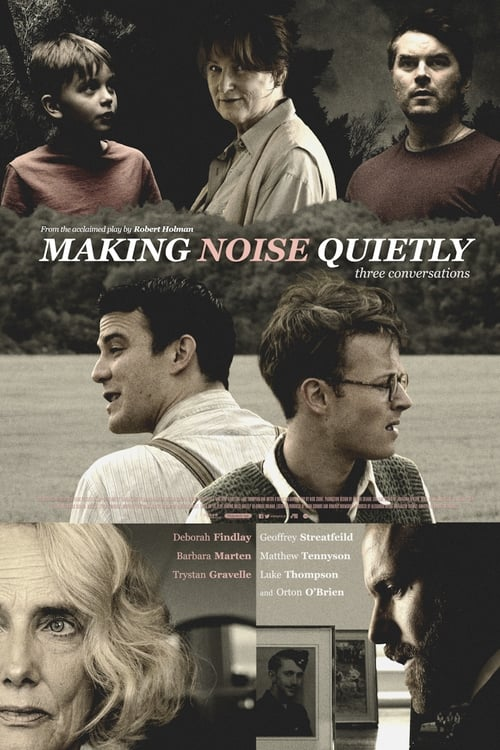 watch Making Noise Quietly full movie online stream free HD