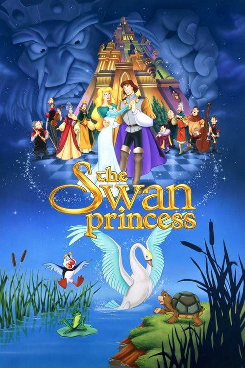 The Swan Princess (1994) Watch Full Movie Streaming Online