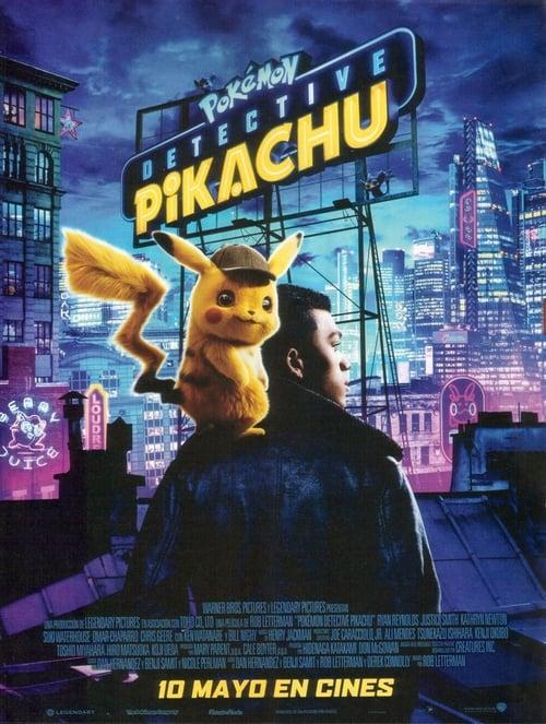 Pokémon Detective Pikachu (2019) Repelisplus Ver Ahora Películas Online Gratis Completas en Español y Latino HD