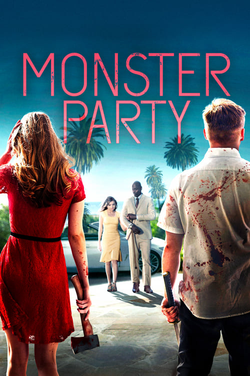 watch Monster Party full movie online stream free HD