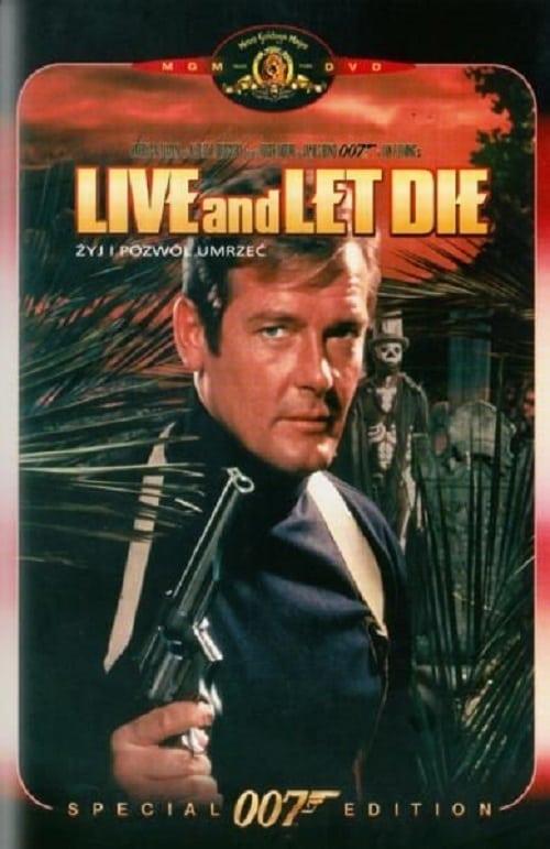 007: Żyj i Pozwól Umrzeć-online-cda-lektor-pl