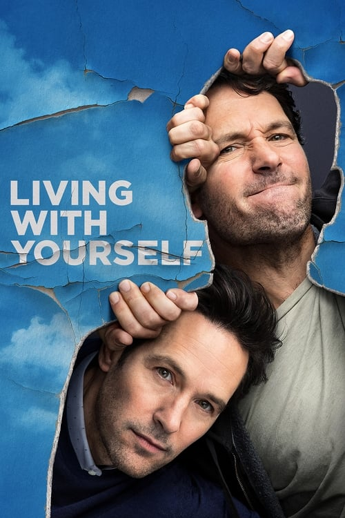 Cover of the Season 1 of Living with Yourself