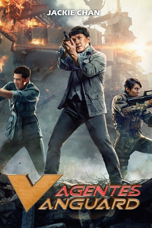 Filme Agentes Vanguard Dual Áudio 2020 – FULL HD 1080p