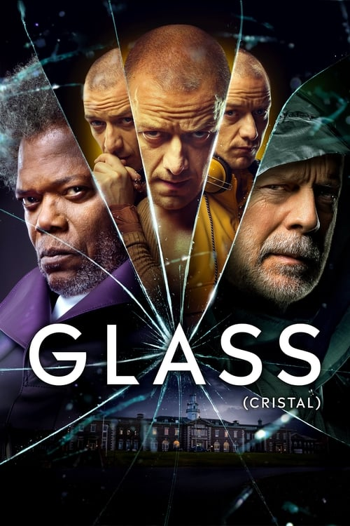 Glass (Cristal) (2019) Repelisplus Ver Ahora Películas Online Gratis Completas en Español y Latino HD