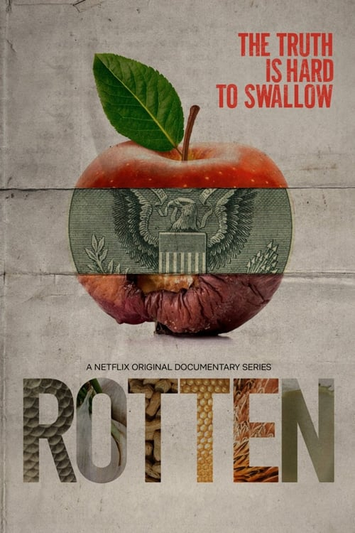 Cover of the Season 1 of Rotten