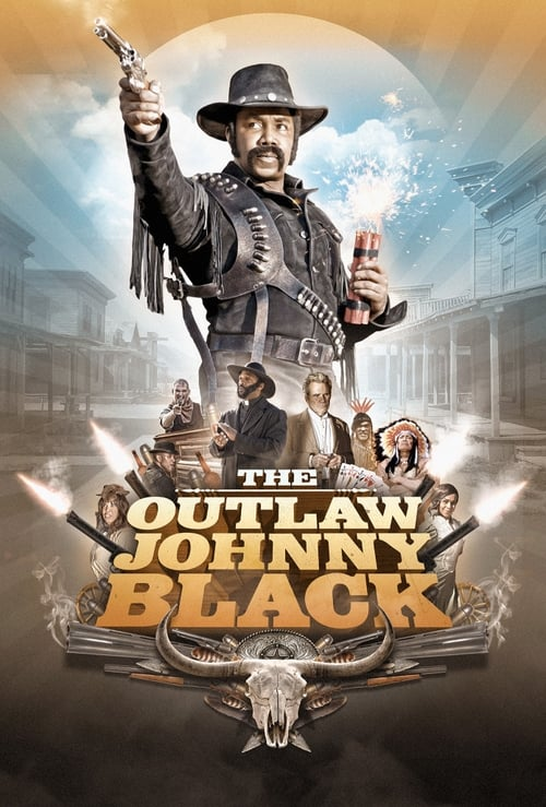Watch The Outlaw Johnny Black Online