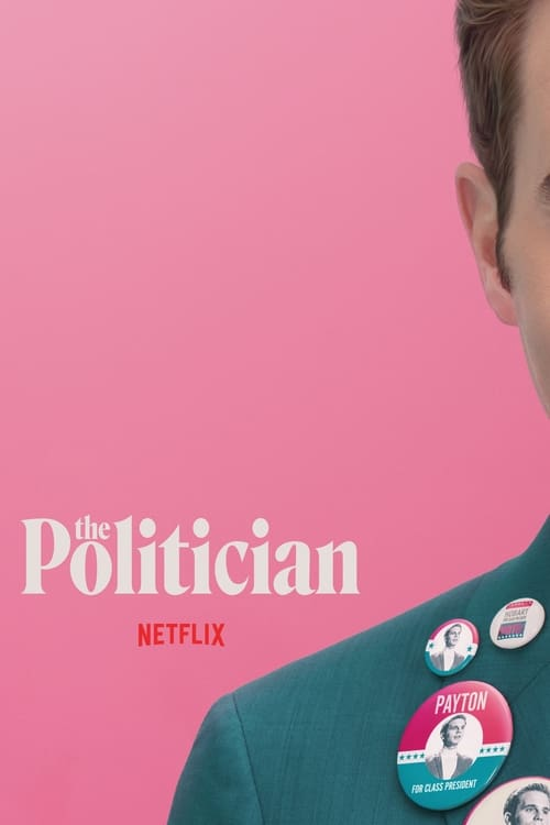 Cover of the Season 1 of The Politician