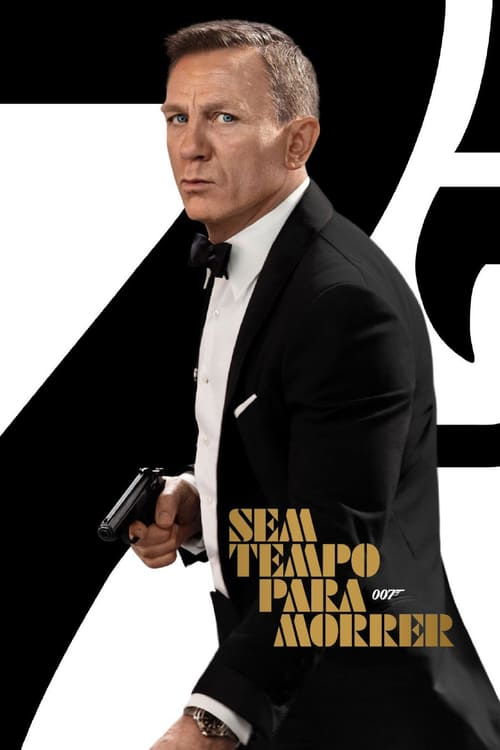 007: Sem Tempo para Morrer 2021 - Dublado Oficial / Legendado HDCAM 720p – Download