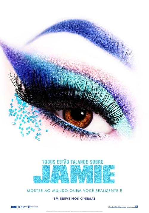 Todos Estão Falando Sobre Jamie 2021 - Dual Áudio 5.1 / Dublado WEB-DL 1080p – Download