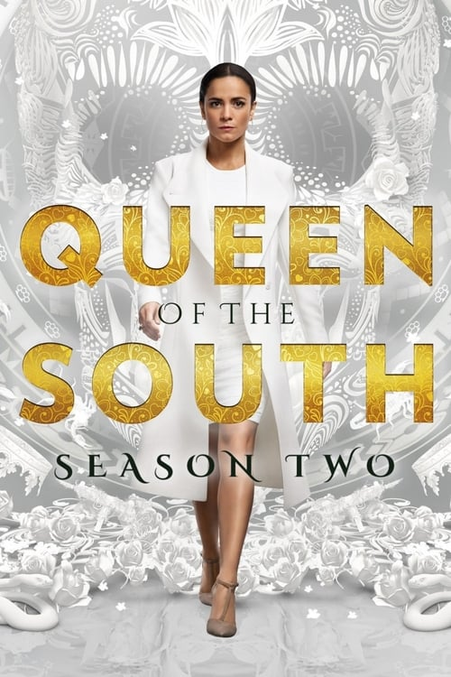 Cover of the Season 2 of Queen of the South