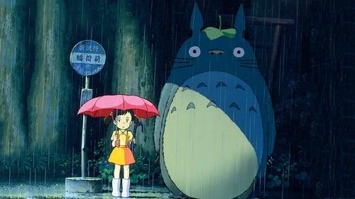 Mon voisin Totoro (1988) Regarder film gratuit en francais film complet Mon voisin Totoro streming gratuits full series vostfr