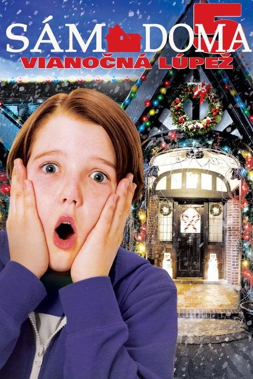 Sám doma 5: Vianočná lúpež