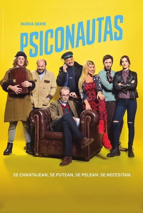 Cover of the Season 1 of Psiconautas