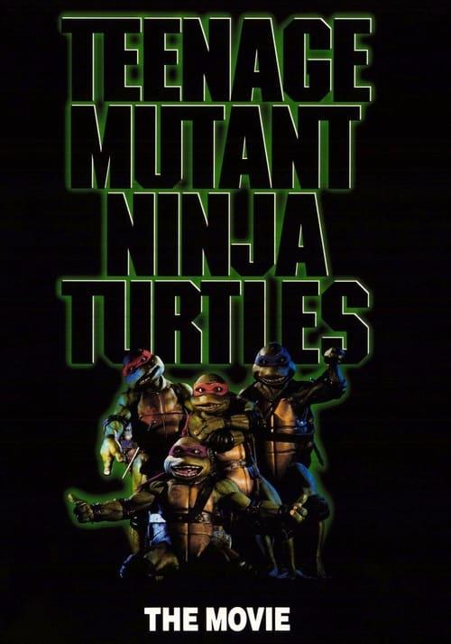 Korytnačky ninja