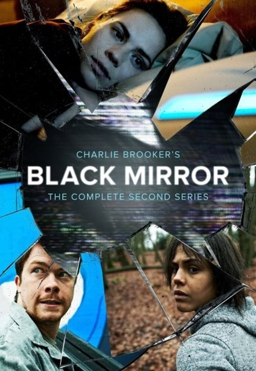 Cover of the Season 2 of Black Mirror