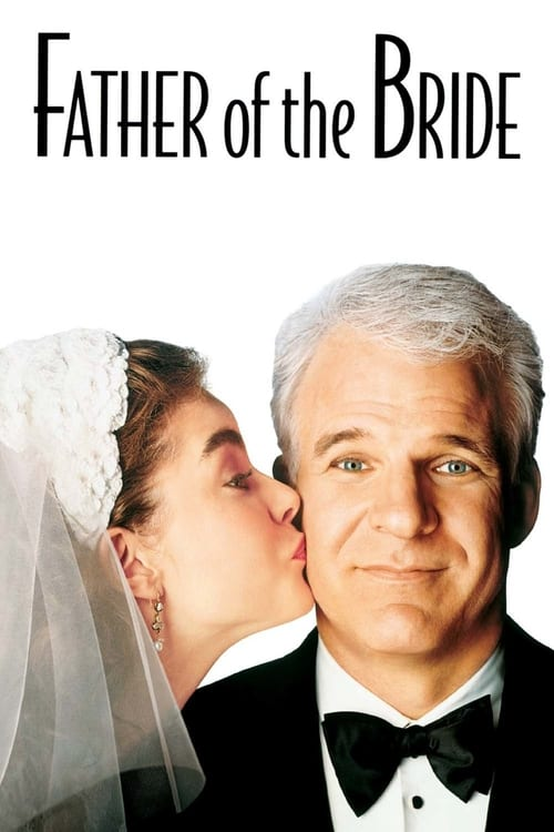 Father of the Bride (1991) Poster