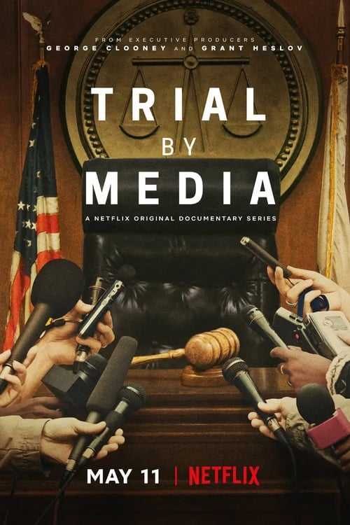 Cover of the Season 1 of Trial by Media