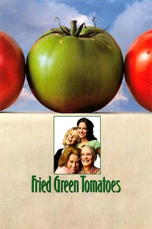 Vyprážané zelené paradajky
