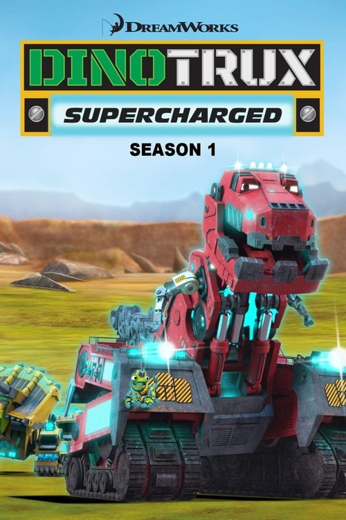 Cover of the Season 1 of Dinotrux: Supercharged