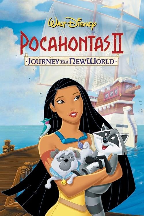 Pocahontas 2: Cesta do Nového sveta